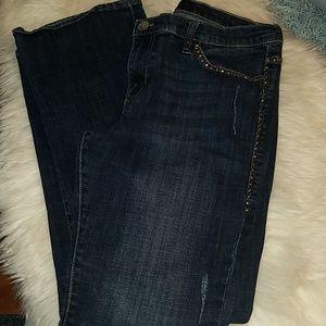 Rock & Republic women's jeans size 16 M.Kasandra.